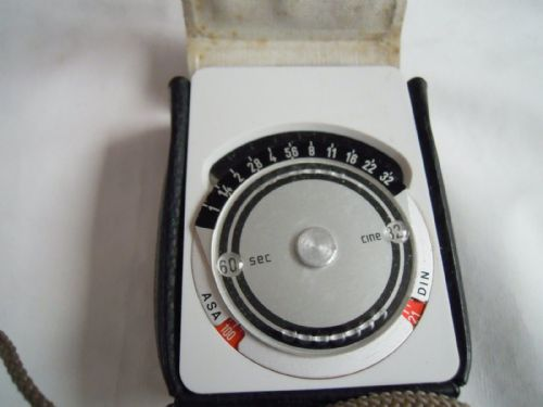 BOWER LIGHT METER CP3